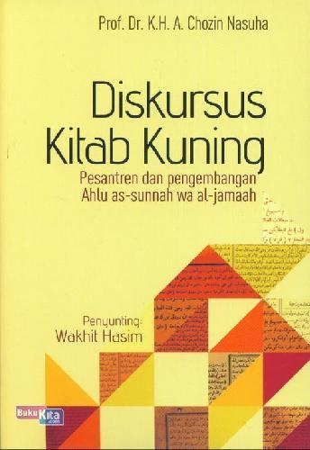 Cover Buku Diskursus Kitab Kuning
