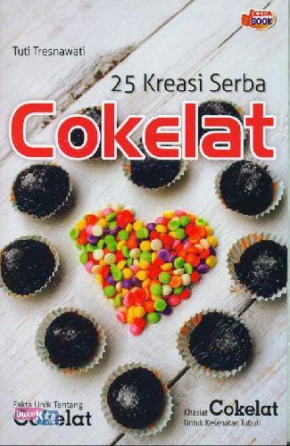Cover Buku 25 Kreasi Serba Cokelat