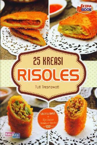 Cover Buku 25 Kreasi Risoles