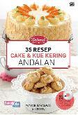 35 Resep Cake & Kue Kering Andalan (Bonus Dvd)