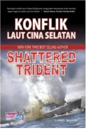 Cover Buku Konflik Laut Cina Selatan