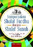 Sempurnakan Shalat Fardhu Dengan Shalat Sunah