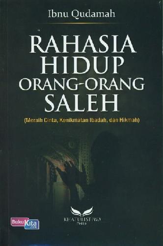Cover Buku Rahasia Hidup Orang-Orang Saleh