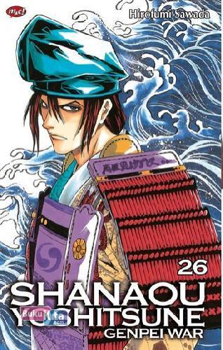 Cover Buku Shanaou Yoshitsune Genpei War 26