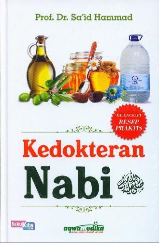 Cover Buku Kedokteran Nabi