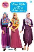 Gaya Hijab Dengan Gamish, Rok & Celana Panjang