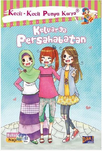 Cover Buku Kkpk: Keluarga Persahabatan