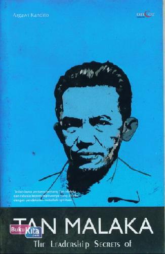 Cover Buku Tan Malaka : The Leadership Secret of