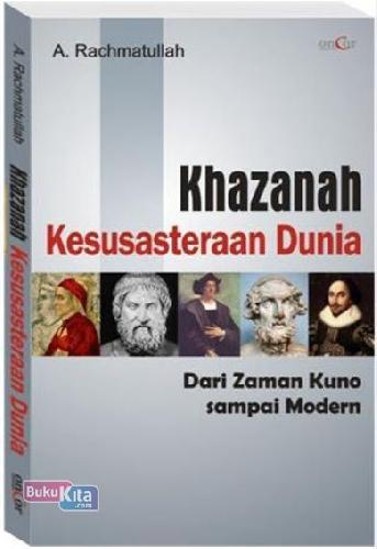Cover Buku Khazanah Kesusasteraan Dunia