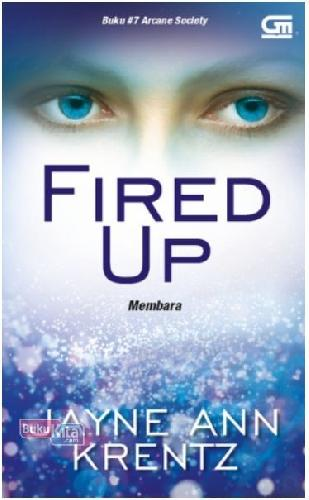 Cover Membara (Fired Up) (Buku Murah)