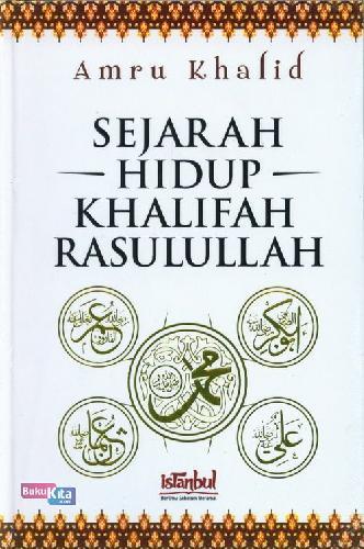 Cover Buku Sejarah Hidup Khalifah Rasulullah