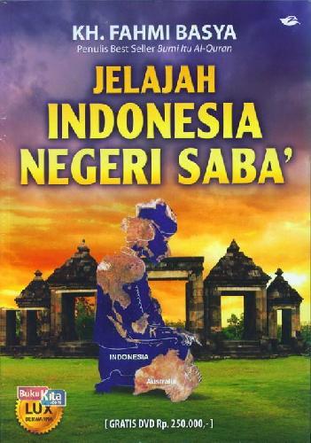 Cover Buku Jelajah Indonesia Negeri Saba