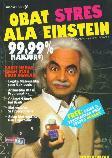 Obat Stres Ala Einstein 99,99% Manjur