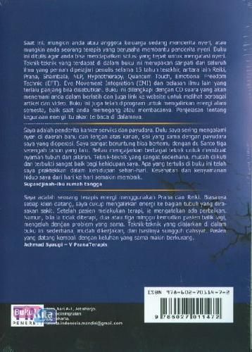 Cover Belakang Buku Stop Nyeri Sekarang