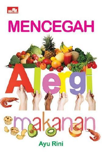 Cover Buku Mencegah Alergi Makanan