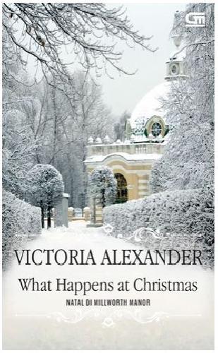 Cover Buku Historical Romance: Natal Di Millworth Manor (Buku Murah)