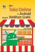 Bikin Toko Online di Android dengan WebHost Gratis