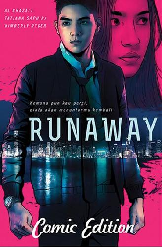 Cover Runaway Comic Edition