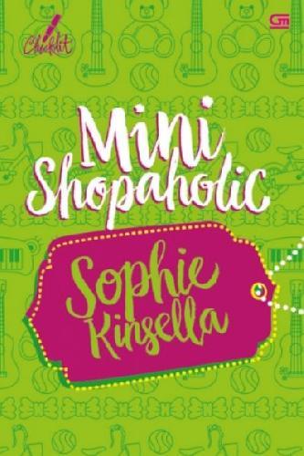 Cover Buku Chicklit: Mini Shopaholic (Cover Baru)