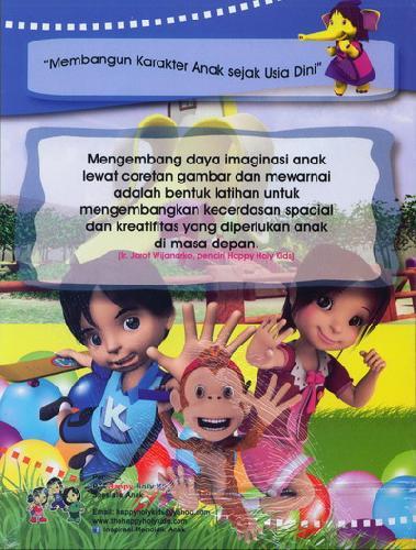 Cover Belakang Buku Menarik Garis TK A semester 2