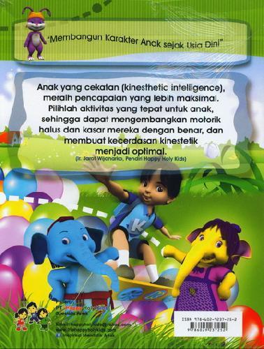 Cover Belakang Buku DOT TO DOT TK A semester 2
