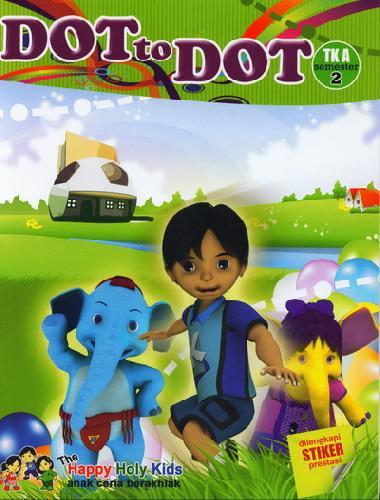 Cover Buku DOT TO DOT TK A semester 2