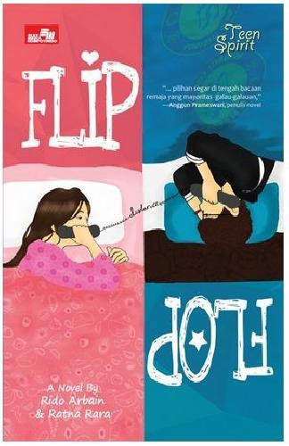 Cover Buku Flip-Flop