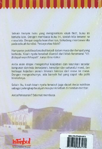 Cover Belakang Buku Kisah - Kisah Unik Islami