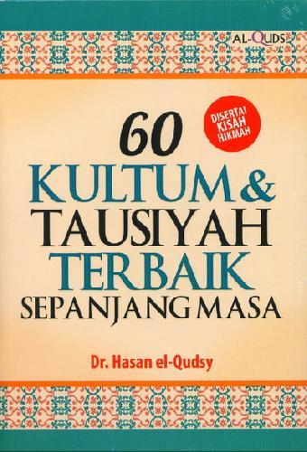 Cover Buku 60 Kultum&Tausiyah Terbaik Sepanjang Masa