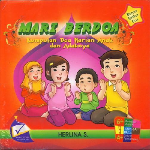 Cover Buku Mari Berdoa