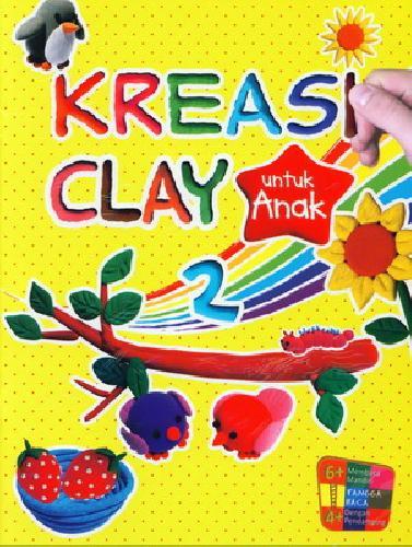 Cover Buku Kreasi Clay untuk Anak 2