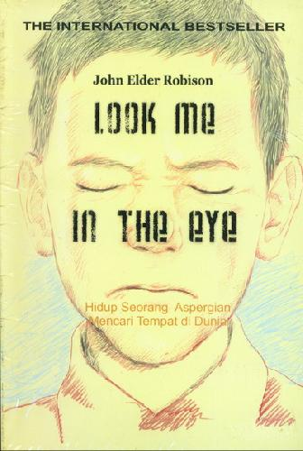 Cover Look Me In The Eye