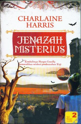 Cover Buku Jenazah Misterius
