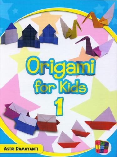 Cover Buku Origami For Kids 1