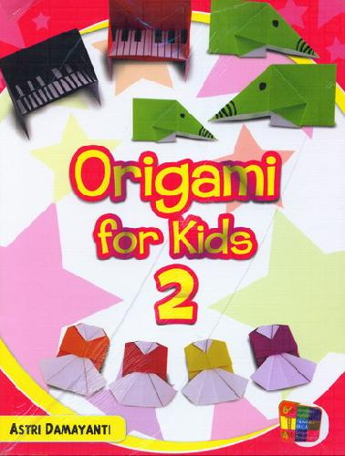 Cover Buku Origami For Kids 2