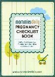Mommies Daily Pregnancy Checklist Book