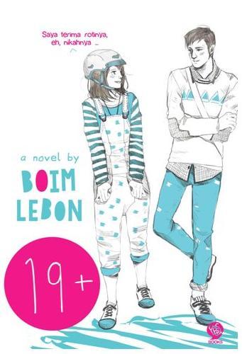 Cover Buku 19 + (Novel Remaja)