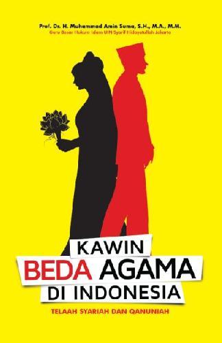 Cover Buku Kawin Beda Agama Di Indonesia