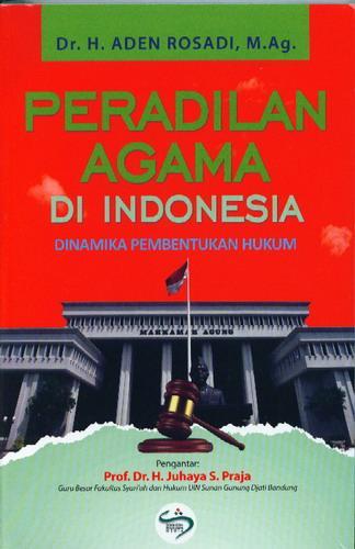 Cover Buku Peradilan Agama Di Indonesia
