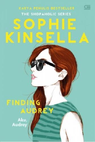 Cover Buku Aku, Audrey