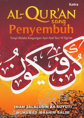 Cover Buku Al Quran Sang Penyembuh