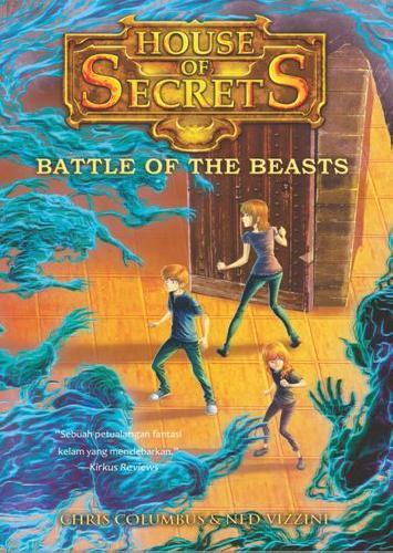 Cover Buku House Of Secrets #2: Battle Of The Beasts