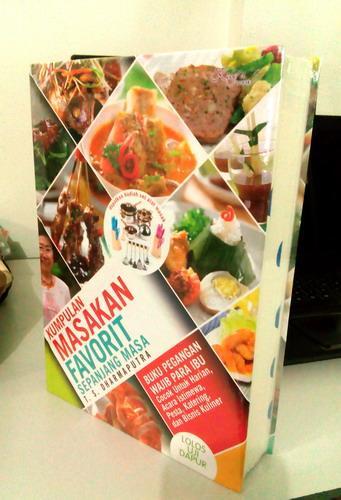 Cover Buku Kumpulan Masakan Favorit Sepanjang Masa