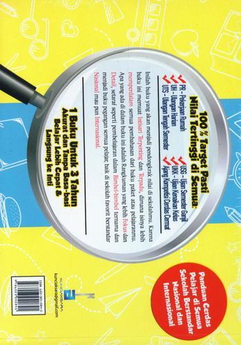 Cover Belakang Buku Sd/Mi Kl 4-6 Pendalaman Materi Terpadu (Pmt)