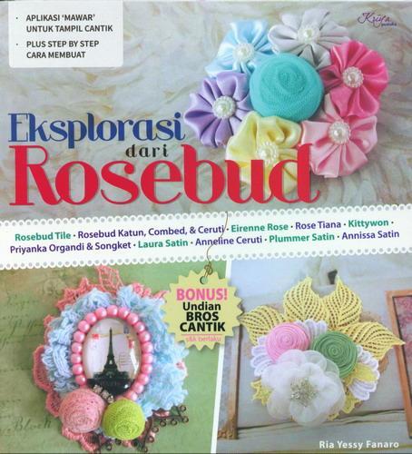 Cover Buku Eksplorasi Dari Rosebud