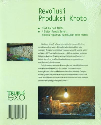 Cover Belakang Buku Revolusi Produksi Kroto