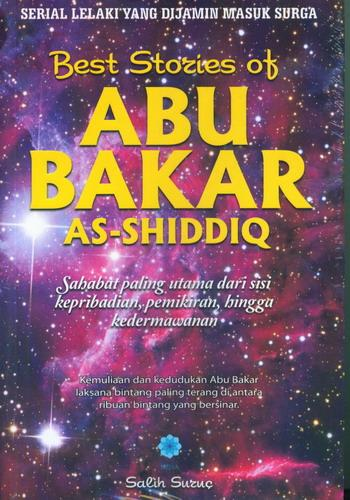 Cover Buku Best Stories Of Abu Bakar As Shiddiq