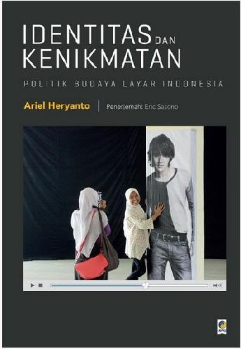 Cover Buku Identitas & Kenikmatan