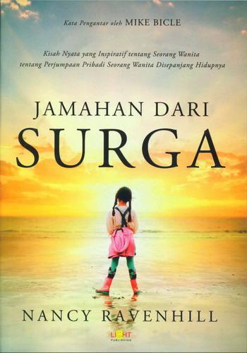 Cover Buku Jamahan Dari Surga