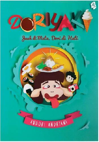 Cover Buku Doriyaki